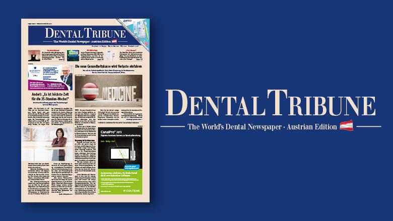 Die neue <em>Dental Tribune Österreich</em> jetzt online lesen