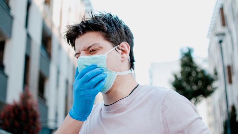 Die häufigsten Symptome bei COVID-19