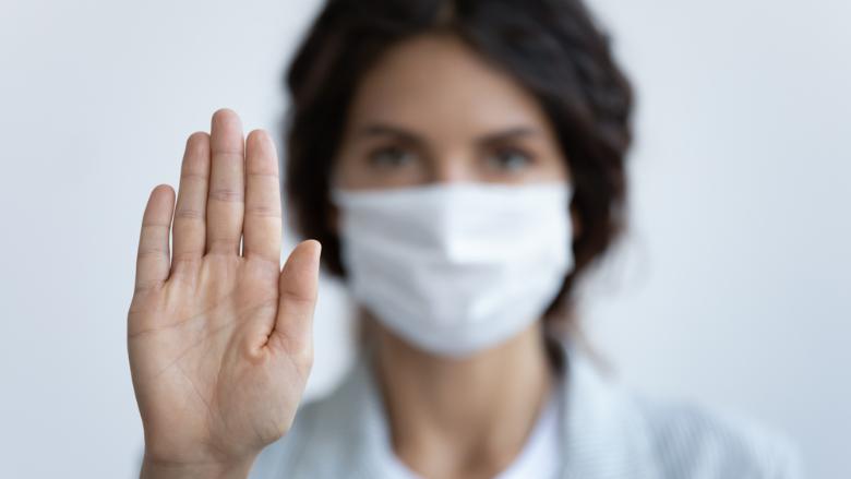 Studie: Infektionsreduzierung durch Social Distancing