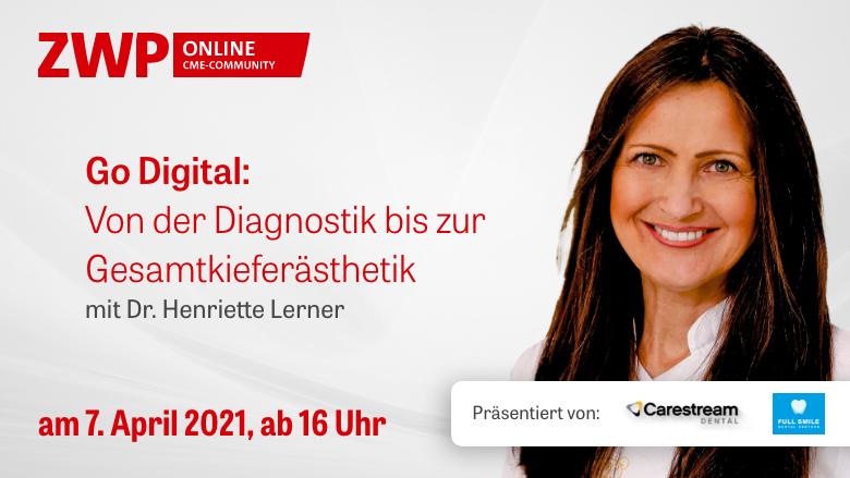 """""""Go Digital"""" – Web-Tutorial am 7. April mit Dr. Henriette Lerner"""