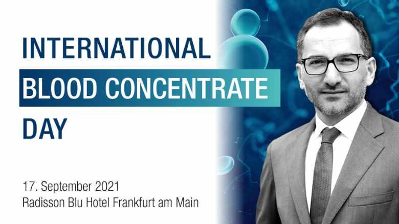 Im September: Blutkonzentrate im Praxisalltag in Frankfurt am Main