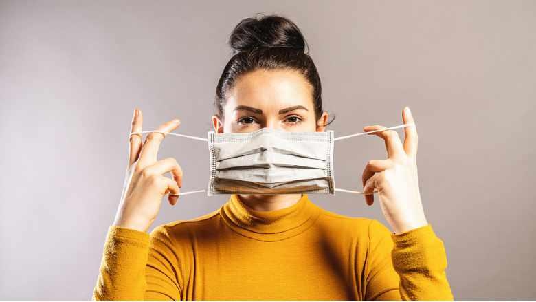 Coronamasken schützen, verbergen aber Gefühle