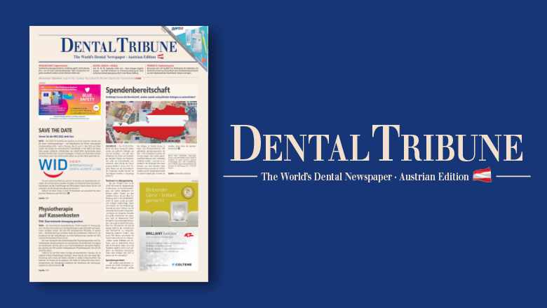 <em>Dental Tribune Österreich 7/2021</em> – jetzt als E-Paper