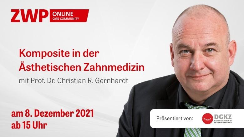 DGKZ-Webinar mit Prof. Dr. Gernhardt am 8. Dezember